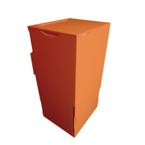 Caisson orange